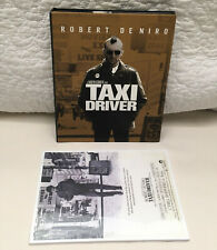 Taxi Driver Blu-ray Digibook with sealed art cards