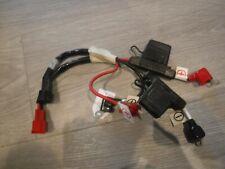 Shoprider Cadiz Battery Leads