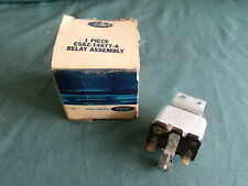 NOS Ford Galaxie 1966 1965 1968 Power Window Relay FoMoCo 66