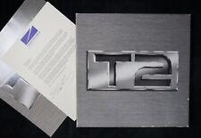 *LASERDISC* Terminator T2 Judgement Day/Making Of 4 X LD BOX SET/INSERT