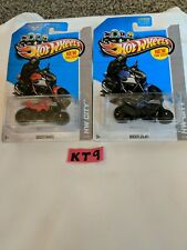Hot Wheels Lot Of 2/ 2 Versions Hw City Ducati Diavel (Kt9)