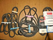 Various V Belts For Offset Printing Presses Amp Machinery