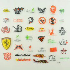 Fashion Cycling Bicycle Vehicle Scrapbook Sticker BMX Road Bike Decal Stickers