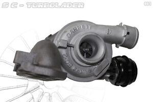 Garrett Turbolader Alfa Romeo  1.9l JTDM 110kw 773721  55201498 M741DT.19Z