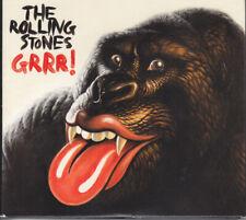 3 CD-Box-Set - The Rolling Stones - GRRR! - 2012