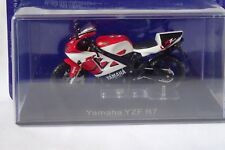 MOTO YAMAHA YZF R7 série les grandes motos à collectionner  ALTAYA / IXO