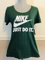 "Nike Women's ""Just Do It"" Tee!! Nwt!! Sz. M Msrp $25.00"
