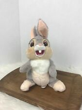 "Disney Parks Thumper 11"" Stuffed Plush Bambi Rabbit Soft Bunny"
