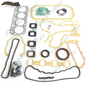 New Nissan FD33 Diesel Engine Gasket Kit For Hitachi EX60 Excavator 10101-T9327