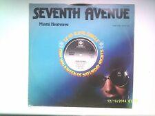 "SEVENTH AVENUE MIAMI HEATWAVE 12"" SINGLE 1979 N/MINT"