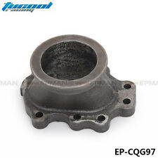 """GT25 GT28 T25 T28 Exhaust Dump Flange Conversion Kit to 2.5"""" 63mm V band Adapter"""