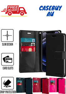 For Iphone 13 Mini 13 Pro and 13 Pro Max Leather Wallet With Card Holder Case