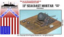 "Flagship Models 13"" Seacoast ""Dictator"" Mortar (Base 5""x 5"")"