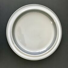 Vintage ARABIA of Finland SALLA 13 1/2 inch SERVING CHOP PLATE PLATTER Marked 47