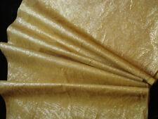 toile d'or pour vêtement liturgique XIXème siècle