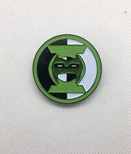 DC Comics Green Lantern Kyle Rayner Mask/Logo Enamel Pin