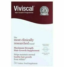 Viviscal Hair Growth Programme 30 Tablets Maximum Strength Expires 08/2022 New