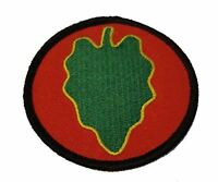 US ARMY 24TH ID INFANTRY DIVISION INF DIV SHOULDER PATCH TARO SOLDIER VETERAN
