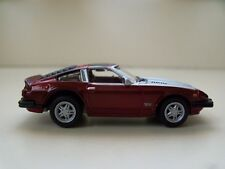 JOHNNY LIGHTNING - CLASSIC GOLD -1981 DATSUN 280ZX TURBO (RUBBER TIRES) - 1/64