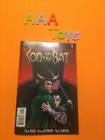 Comic The Kingdom Son of the Bat #1 DC Comics NM Waid Farmer Apthorp