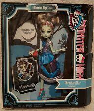 Monster High Story Scary Tales Threadarella Frankie Stein Cinderella Fairy Doll