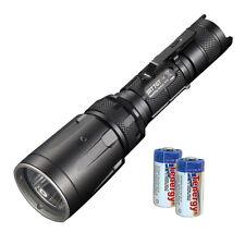 Nitecore SRT7GT 1000 Lumen Long Throw Red/Blue/Green/UV LED Tactical Flashlight