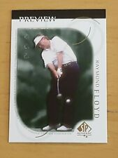 2001 Upper Deck SP Authentic Preview #5 Raymond Floyd