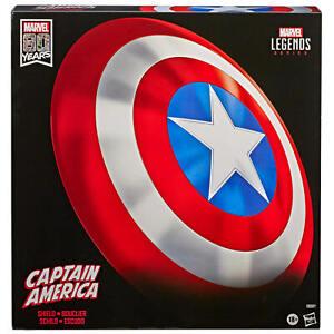 Hasbro Marvel Legends Marvel 80th Anniversary Captain America Shield Full Scale