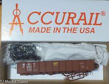"Accurail HO #3760A (Rd #43047) Katy (41'6"" AAR Steel Gondola kit)"