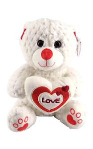 Peluche San Valentino Idée Cadeau Amour Coeur Love Lui et Elle Ti Amo Ourson
