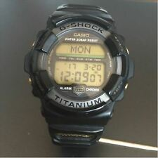 CASIO G-SHOCK MR-G MRG-1G-1 SUPER RARE Perfect working Free shipping