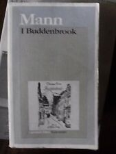 Thomas Mann I BUDDENBROOK pref. di Magris ed. Garzanti 1991