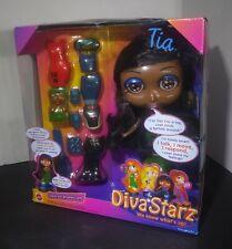 Diva Starz Tia Interactive Doll Mattel 2000 NEW in BOX