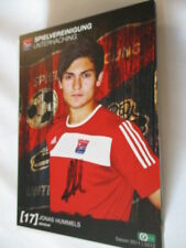 Autogramme & Autographen Fußball, National 61900 Jonas Zickert Energie Cottbus 15-16 Original Signierte Autogrammkarte