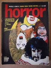HORROR n°7 1970 ED. Sansoni  [G717A]