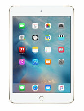 Apple iPad mini 4 64GB, Wi-Fi + Cellular (Unlocked), 7.9in - Gold