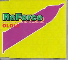 ReFORCE - Olole CDM 5TR Eurodance 1995 Sweden (EMI)