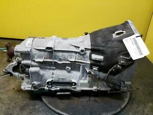 BMW 1 SERIES Gearbox 120D 2.0 Diesel 8 Speed Automatic 2013 ZF 7647343