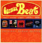VARIOUS/GERMAN BEAT - ORIGINAL ALBUM SERIES  5 CD NEU