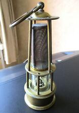 o Lampe de mineur honneur SBAE La Bouverie Frameries Mons mine charbonnage