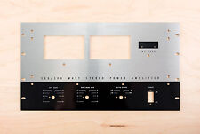 McIntosh MC2300 front  panel reproduction NEW