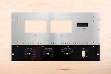McIntosh MC2300 front  panel reproduction NEW