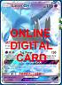 1X Latios GX 78/236 Unified Minds Pokemon TCG Online Digital Card