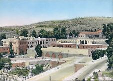 LEBANON Beirut Beit Eddine palace RPPC 1950s