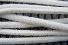 Lampendocht Öldocht Öl Öllampe Wachsbrenner Petroleum reine Baumwolle 3-15 mm