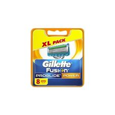 Gillette Fusion Proglide Power (pack of 8 replacement cartridges) blades