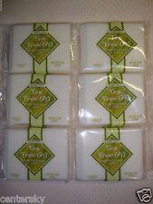 NEW TRADER JOE'S TEA TREE OIL PURE VEGETABLE SOAP 6 PACKS (12 BARS)
