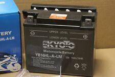 NEUF : Batterie pour MOTO en 12V / 19Ah , KYOTO YB16HL-A-LM , livré SANS acide
