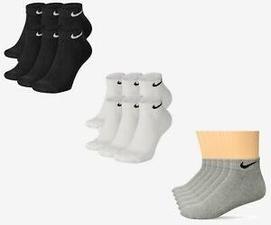 Nike Everyday Cotton Cushioned Low Cut Socks (6 Pair)