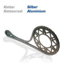 KTM Kettensatz SX 50 PRO Bj. 2003-2007 SENIOR LC mit Alu Kettenrad